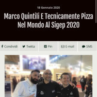 Tecnicamente Pizza nel Mondo su webshake.it