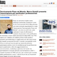 Tecnicamente Pizza nel Mondo, presentazione su Close Up